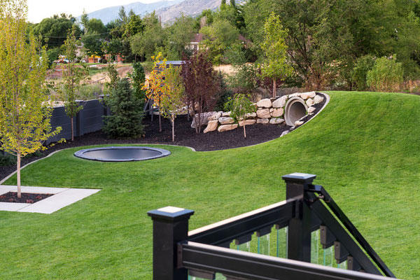 Play Landscape Ideas Archives All Terrain Landscaping