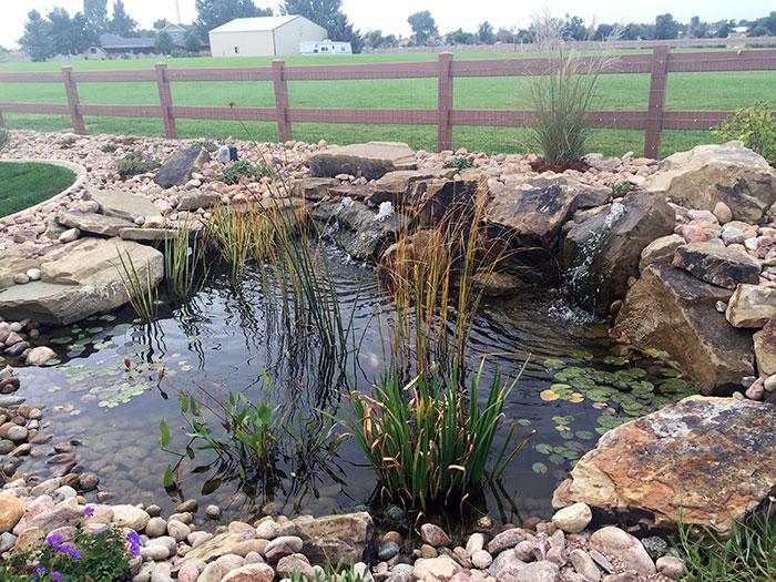 windsor pond landscape design