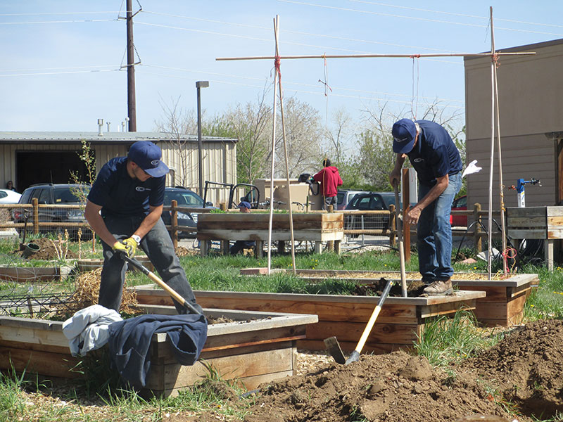 Habitat Heroes Project to Benefit Sister Mary Alice Murphy Center for Hope