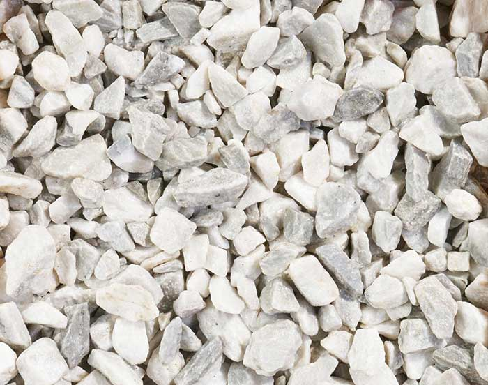 8 Landscape Rock And Gravel Types For A, White Garden Rocks Perth